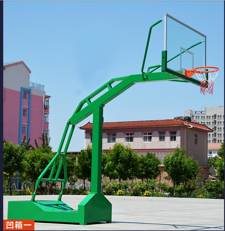 型号:BO-L08   户外篮球架